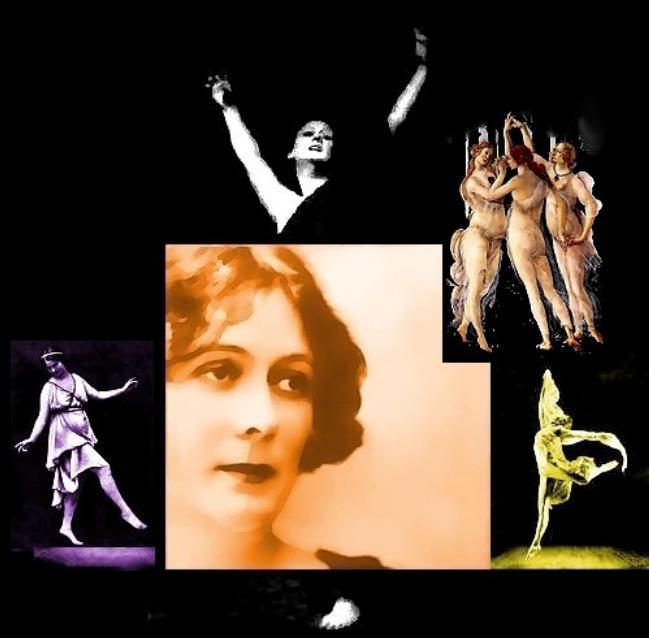 Айседора Дункан история, танцовщица, факты