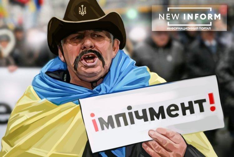 Политический «поезд» Порошенко: разрыв с РФ приведет к потере власти.