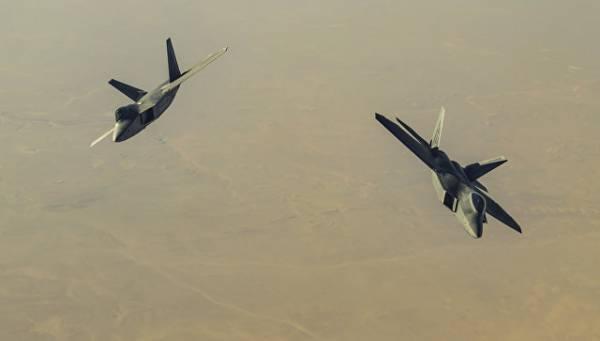 Истребитель гибрид F-22 и F-35: Франкеншейн от Lockheed Martin