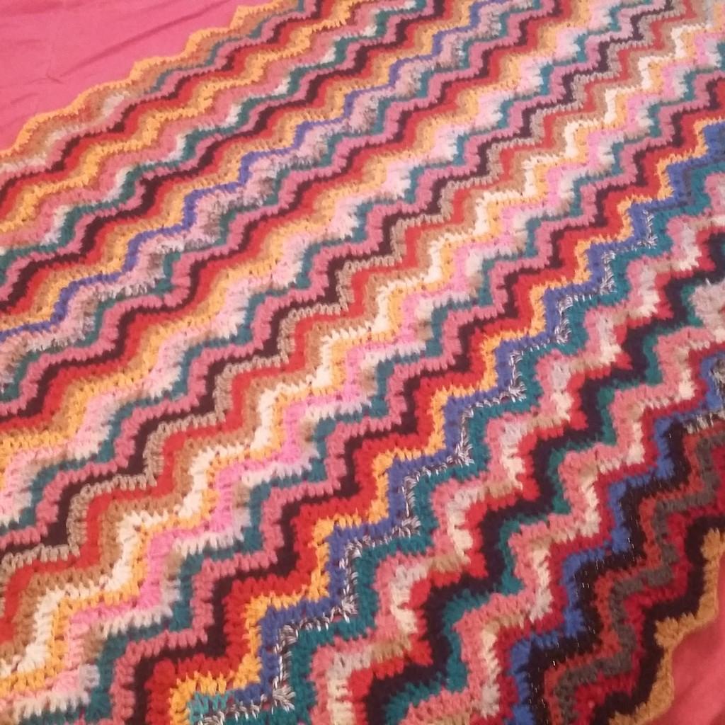 Коврик плетеный из футболок своими руками