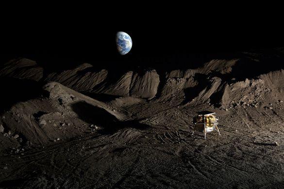 30 млн страниц человеческой истории отправились на Луну