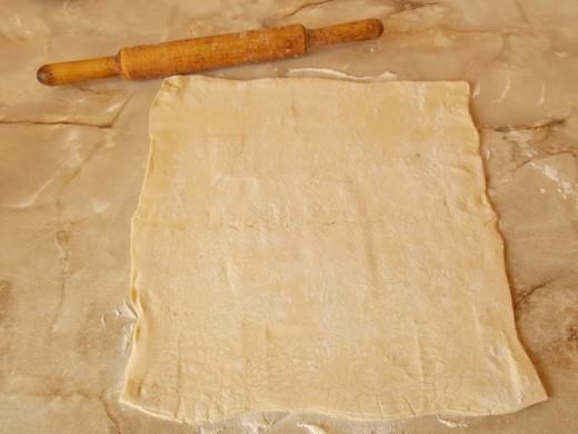 Средиземноморский пирог с кабачками