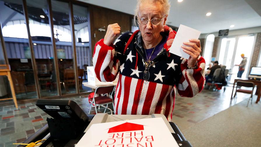 Про честность выборов в США - это сказки