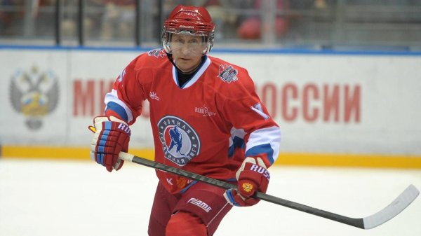 Владимир Путин: «Спорт – оди…