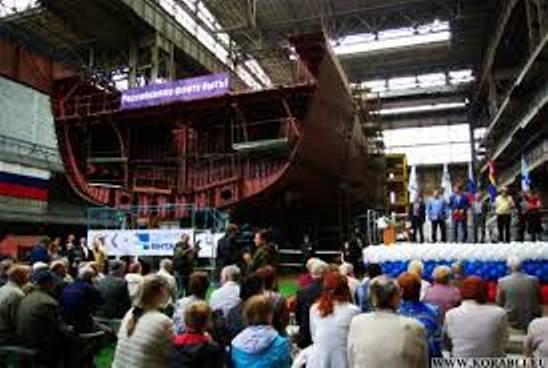 Обновление российского ВМФ. В железе. Часть 1
