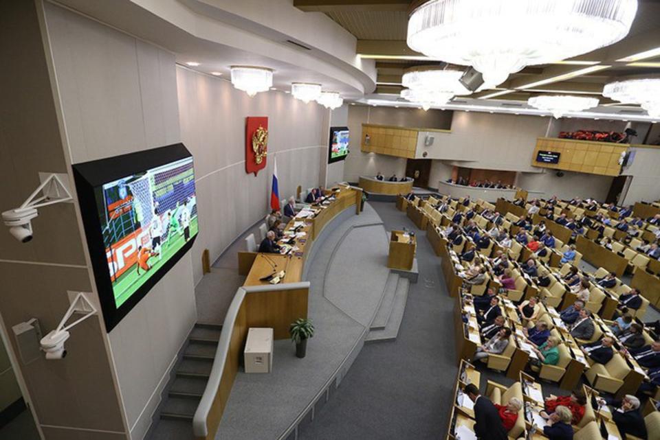 Депутат объяснил о принципах…