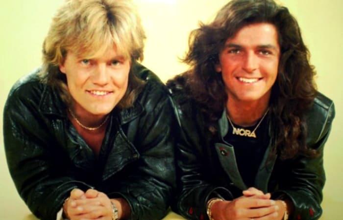 Легенды 1980-х: Что стало с участниками группы «Modern Talking» после ее распада