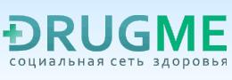 Социальная сеть DrugMe.ru