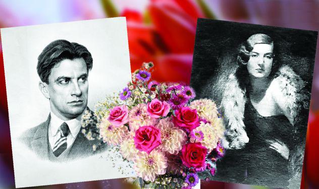 Цветы от Маяковского (удивительная история любви)