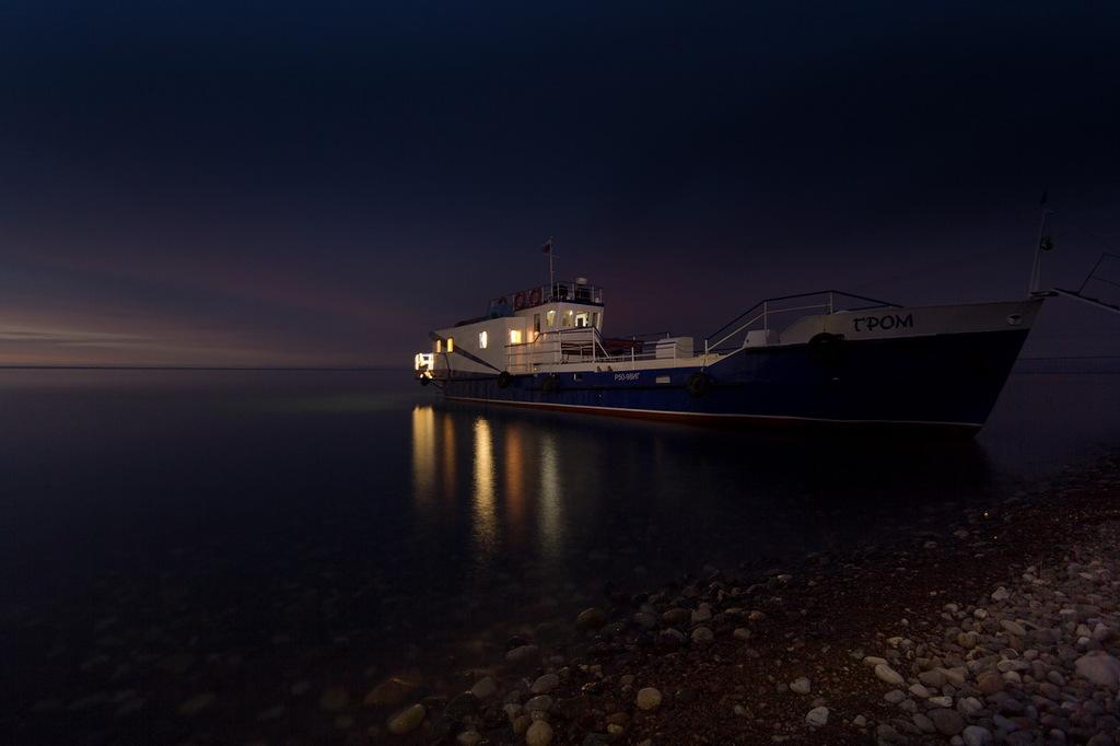 Корабли, которые бороздят просторы Байкала