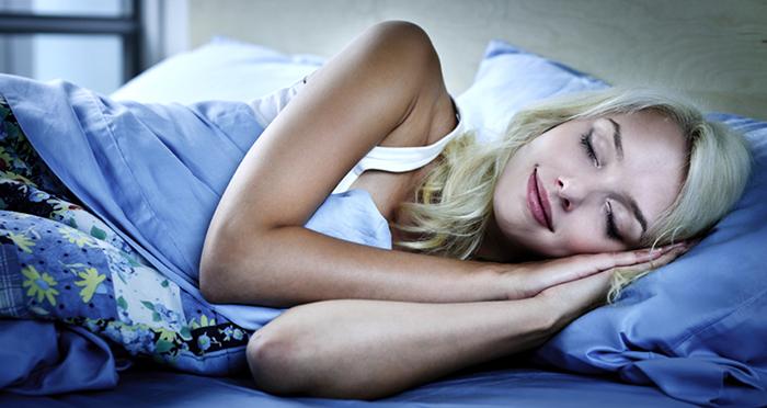 Это упражнение поможет вам уснуть за 60 секунд
