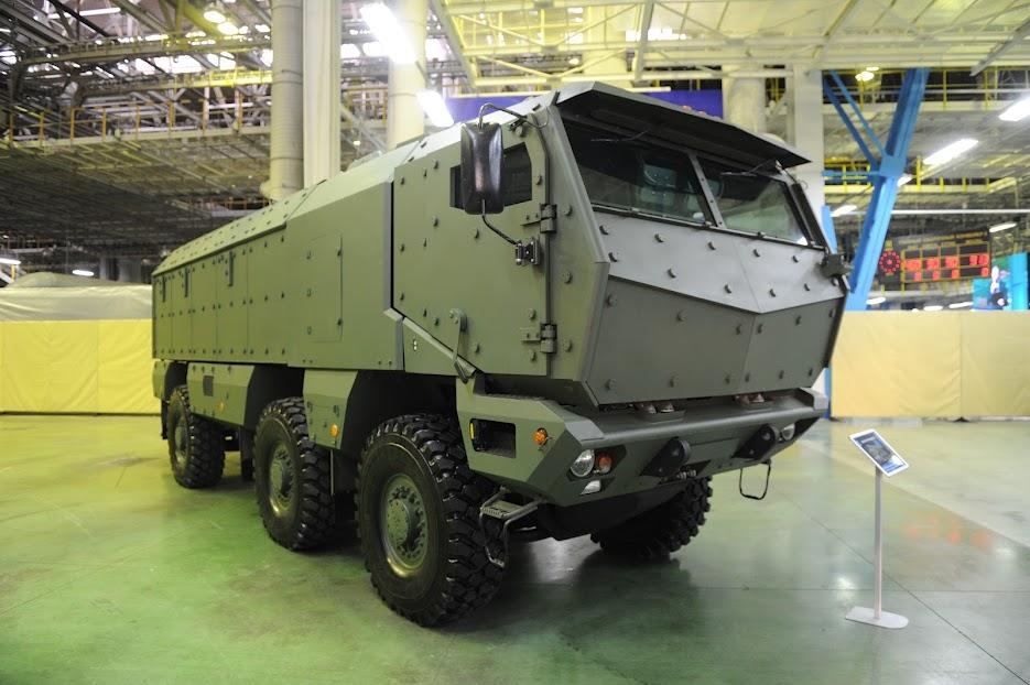 AKV 0463 КамАЗ выпустил 2 000 000 й грузовик