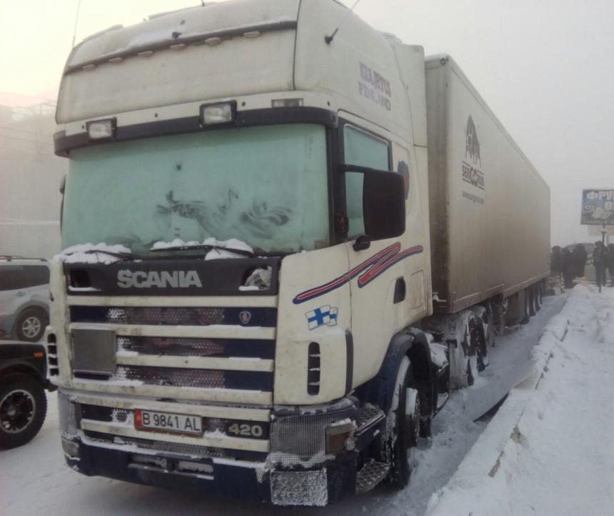 Как выручают водителей в Якутии: положительный пример