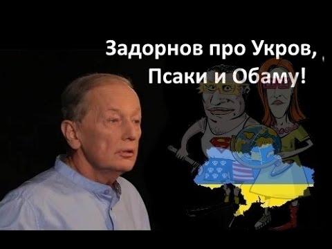 Задорнов про Украину и Европу , Псаки и Кличко