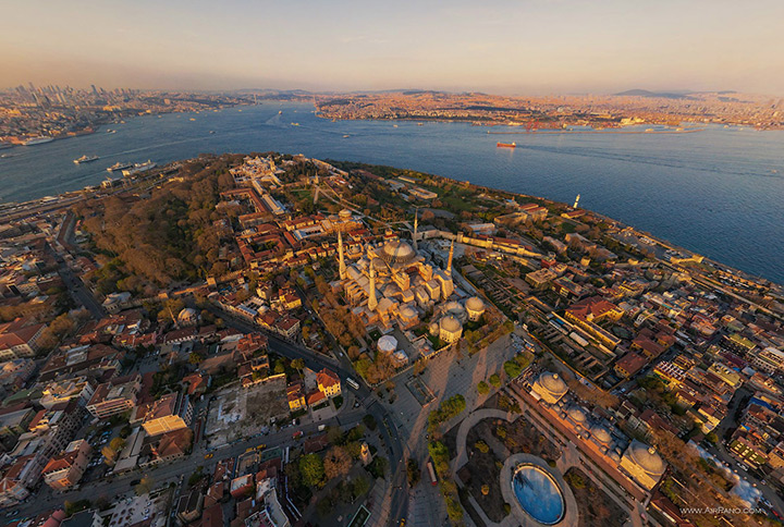 Айя-Софья, Стамбул