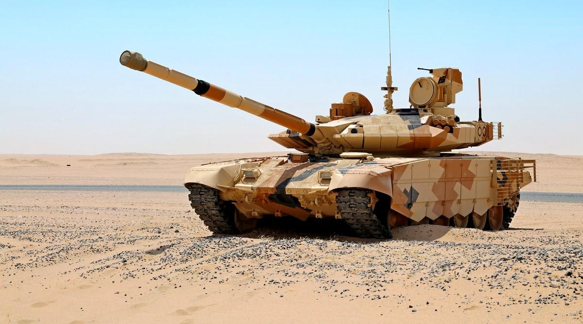 Закупка Кувейтом танков Т-90МС в России отложена, но не отменена