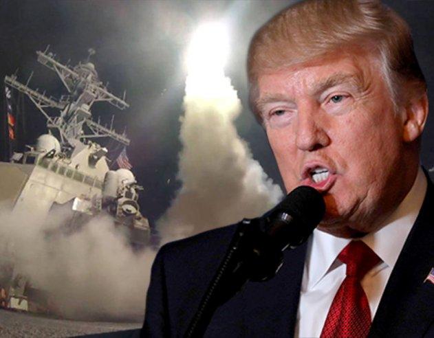 Трамп: США «не пойдут» в Сирию