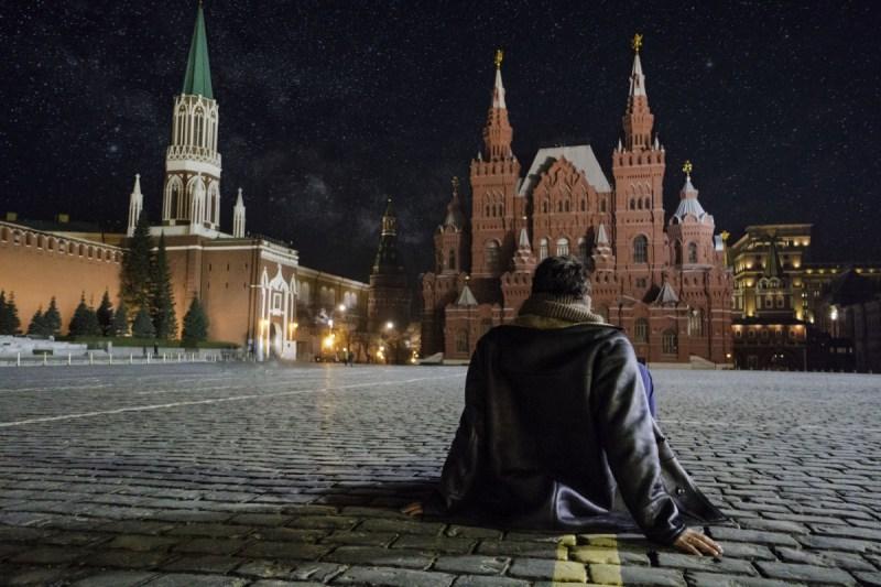 Как мой знакомый на заработки в Москву съездил