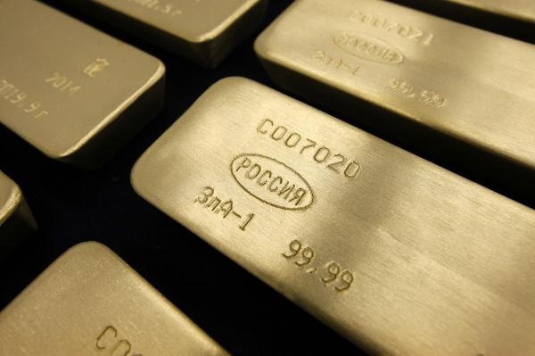 Handelsblatt: Россия наращивает запасы золота и выигрывает