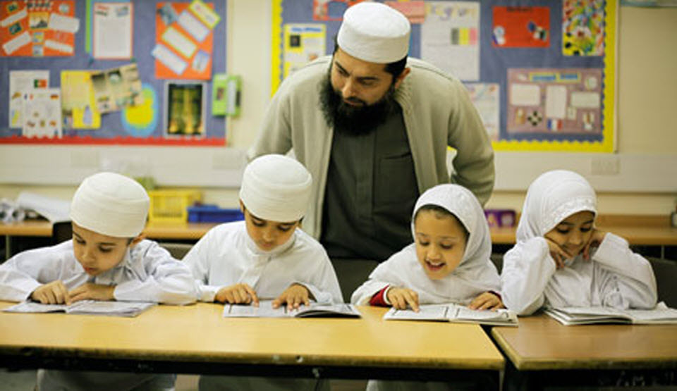 muslim children in state schools
