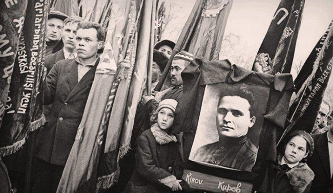 Разведопрос: Сергей Кредов про убийство Кирова