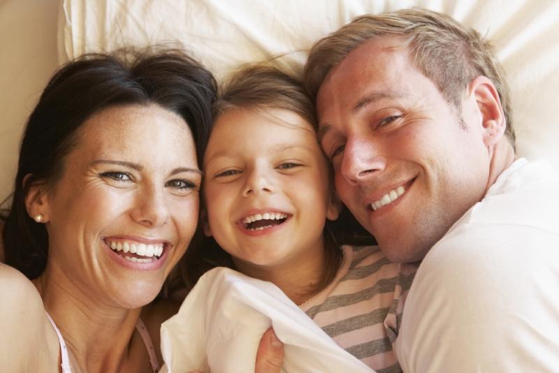 Правила воспитания детей в многодетной семье