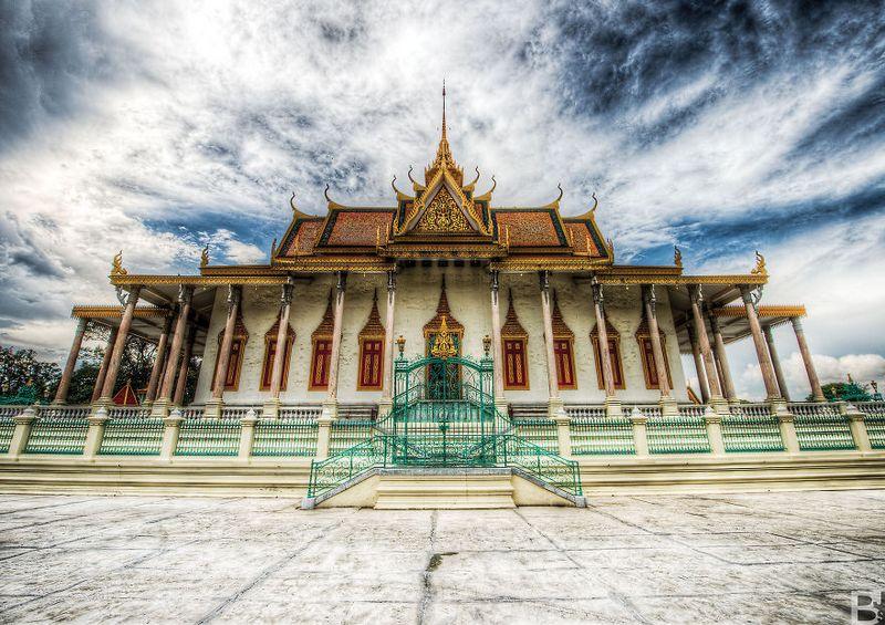 Фотопутешествие по Камбодже в сезон дождей
