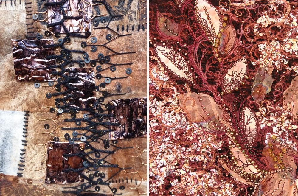 Арт-текстиль — подборка удивительных работ от 9 талантливых мастеров