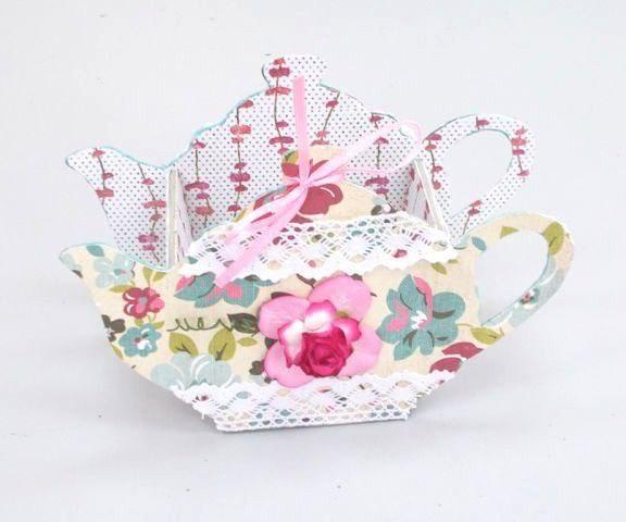 Чайник для чайных пакетиков. Мастер-класс