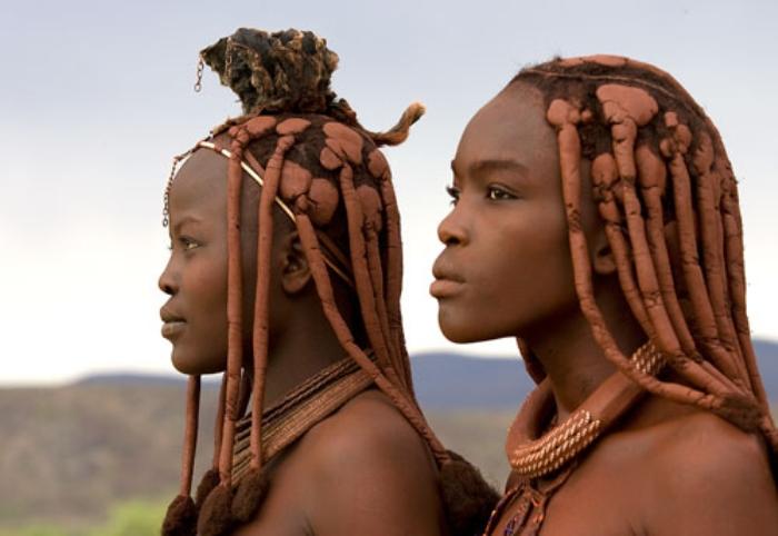 Экзотика по-африкански: топлес-выставка женской красоты без табу (+18)