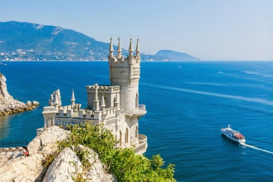 Украина в бешенстве: Крым бь…