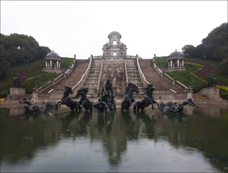 3. Тяньдучэн, Китай город-призрак, застройка, китай
