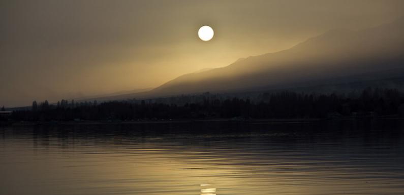 Клады озера Иссык-Куль