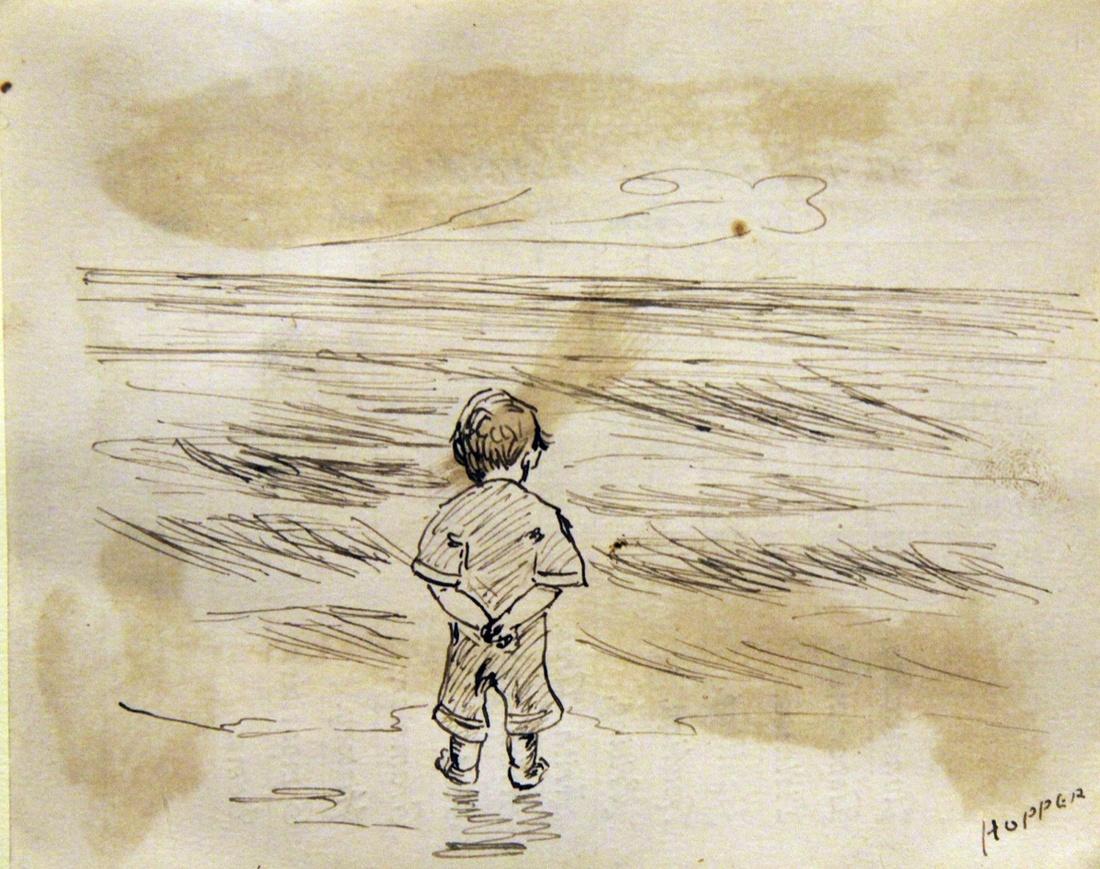 Работы знаменитых художников, когда они были ещё детьми