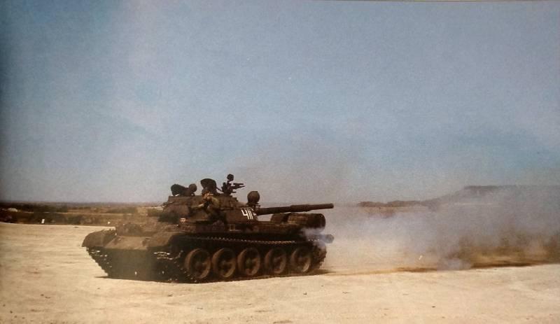 Эволюция советских танков и отчёт об испытаниях Т-62