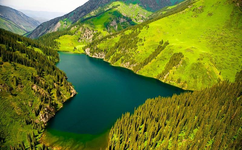 Такой разный Казахстан!