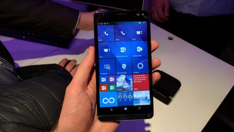 MWC 2016: Презентация флагманского планшетофона HP Elite x3 с Windows 10 Mobile