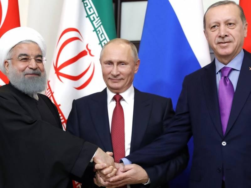 Россия, Иран и Турция соглас…