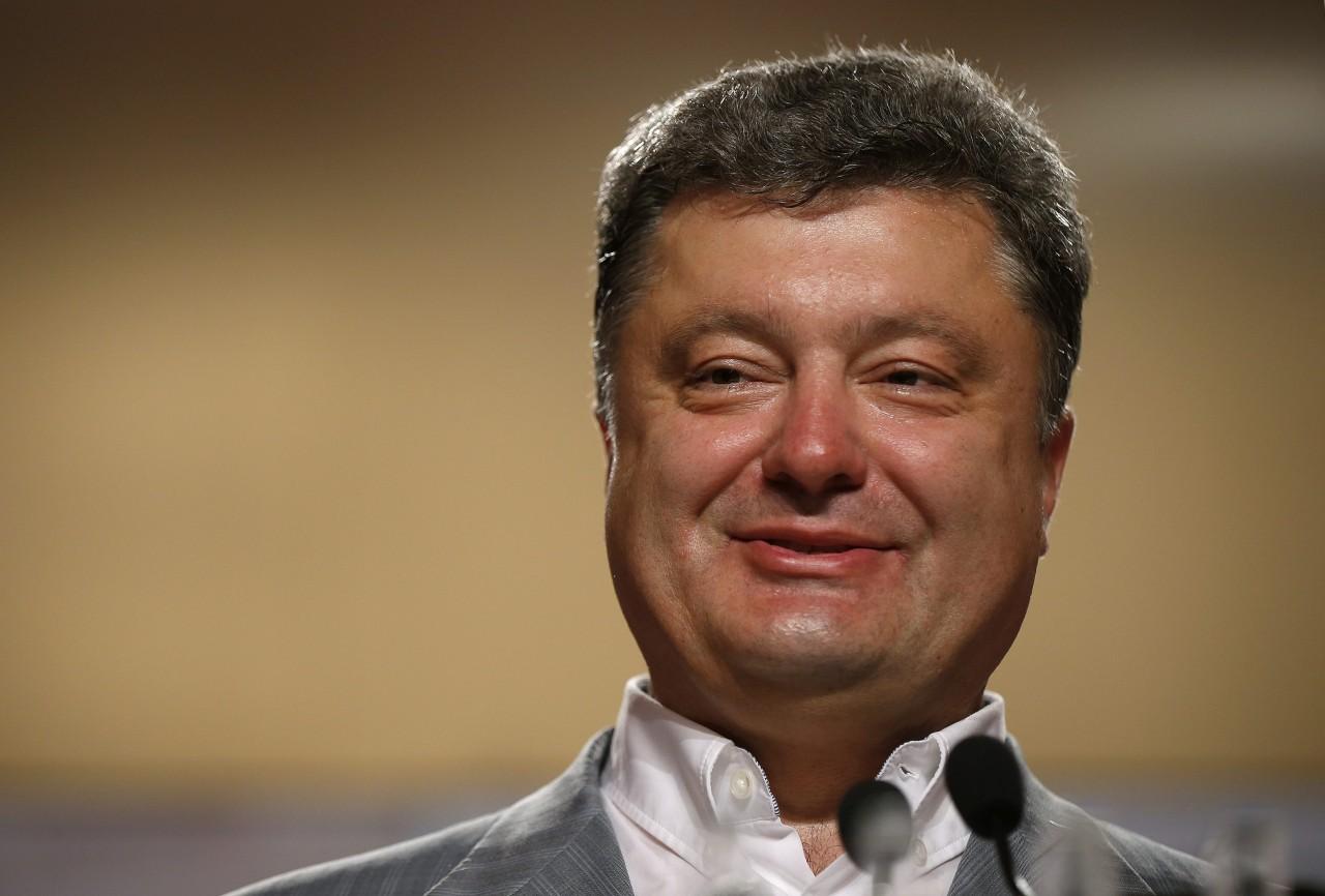 Почему российская делегация покинула зал Генассамблеи во время выступления Порошенко?