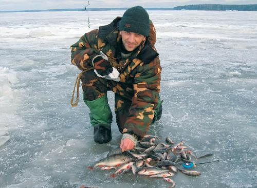 рыбалка на горьковском море места