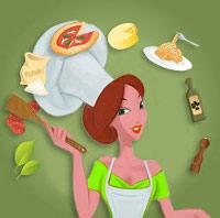 УЗЕЛОК НА ПАМЯТЬ. Кухонные секреты