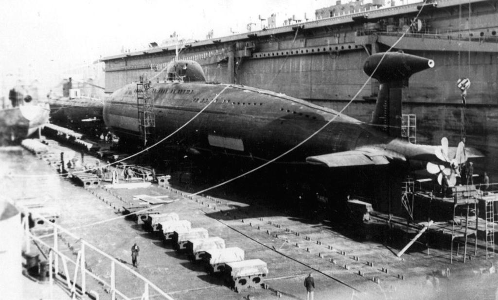 инциденты с подводными лодками ссср