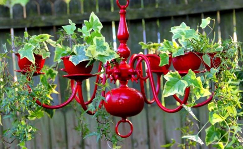 Вертикальный сад из подручных средств. 10 идей