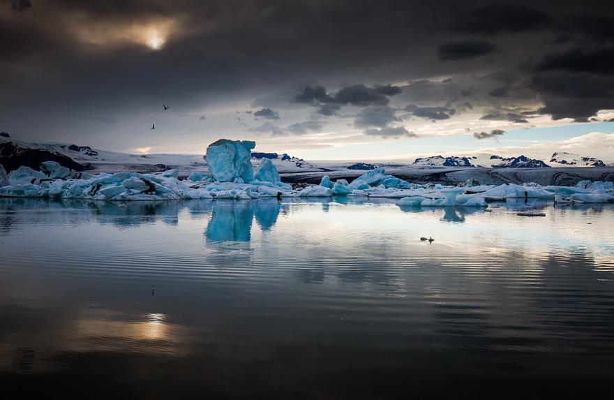 «Я влюблен в Исландию. Но это странная любовь»