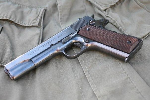 Пара мифов об оружии: