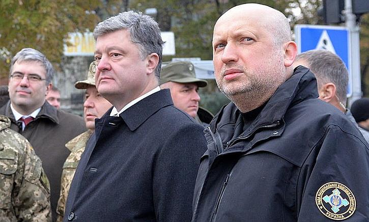 МИД ЛНР: Порошенко и Турчинову не избежать ответственности за военные преступления