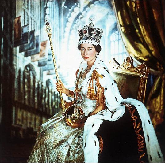 Королева Британии Елизавета II: 60 лет на троне