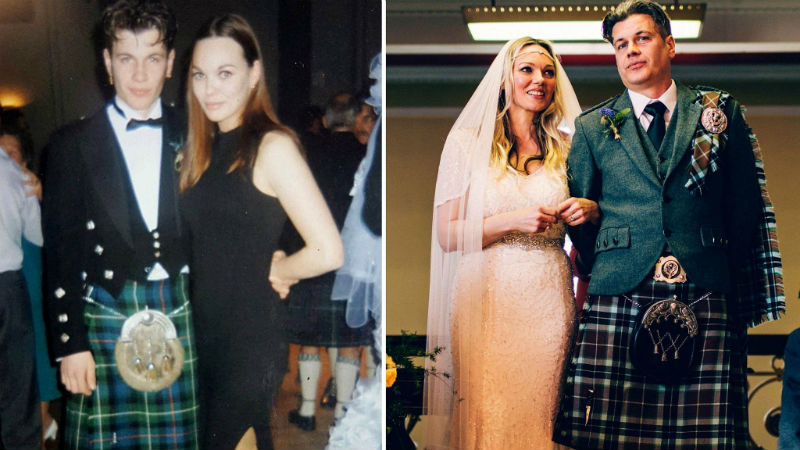 Обещал — женись: 20 лет назад пара договорилась пожениться, если после 40 они будут одиноки