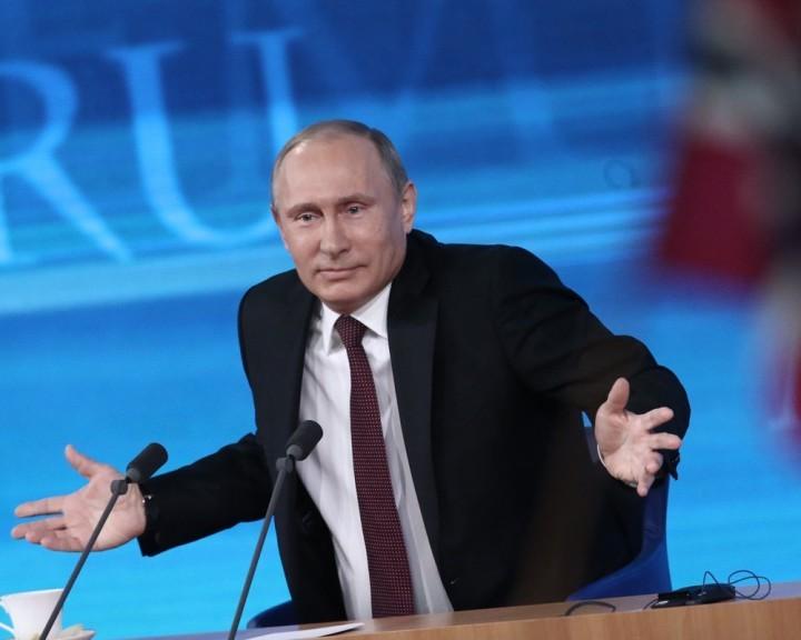 Неофициальная дипломатия. Президент РФ - лучший!