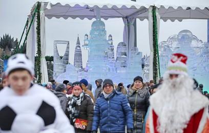 """В Москве завершается """"Путешествие в Рождество"""""""